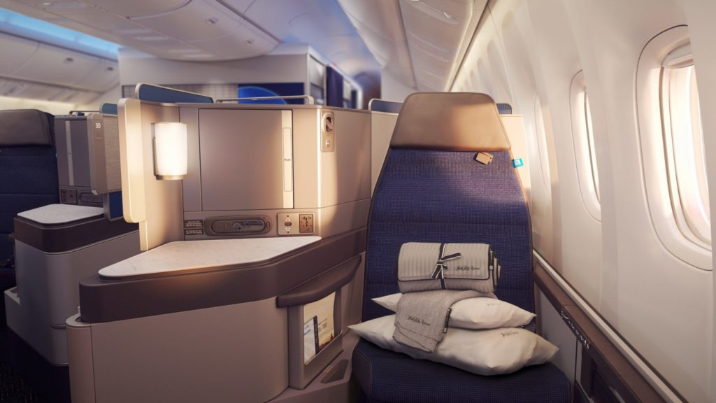FLYING UNITED BUSINESS CLASS